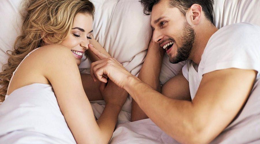 كيفية إغراء الزوج قبل العلاقة الحميمة